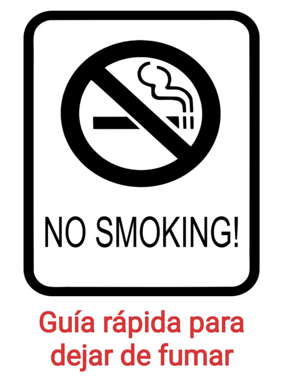 guia dejar de fumar facil