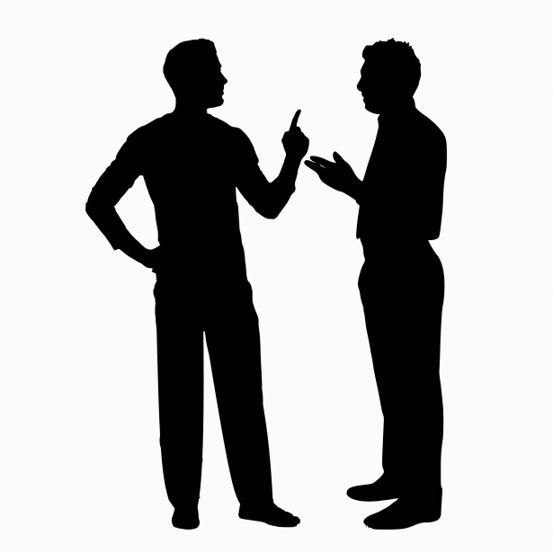 men-argument